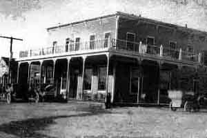 The Montgomery Hotel Was Beatty S Finest In 1912