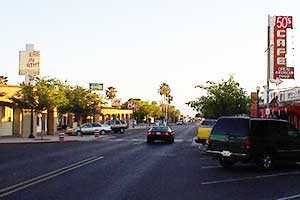 Welcome to Boulder City Nevada
