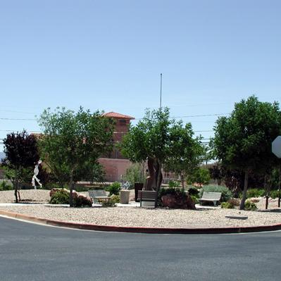 The Reflection Center in Boulder City