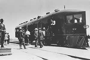 Photo courtesy State Railroad Museum
