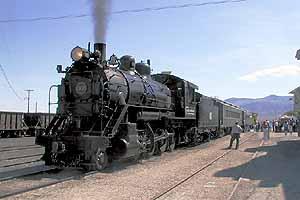 photo courtesy Northern Nevada Railway