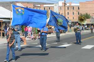 The Goldfield Days Parade, Goldfield Nevada