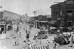 Goldfield Parade