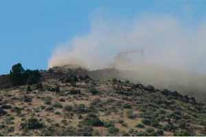 Destruction of the Virginia City National Historic Landmark continues