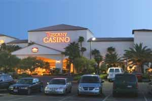 Tuscany Hotel Casino Las Vegas