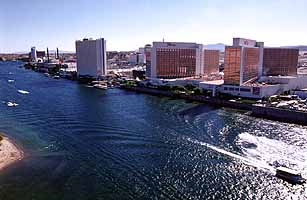 Laughlin is Fun City, especially during Laughlin River Days, the weekend after Memorial Day.