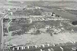 Laughlin NV in the 1970s