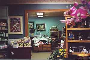 The Crow's Nest Gift Shop, Lovelock