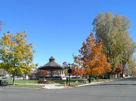 A lovely park in Minden Nevada