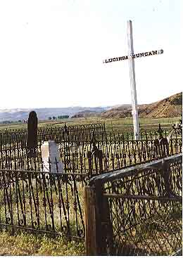 The Maiden's Grave at Beowawe
