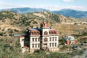 The Fourth Ward School was just one of Virginia City's grand schoolhouses in the 1870s.