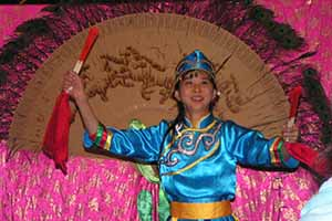 Chinese New Year in Virginia City