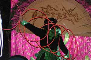 Chinese New Year in Virginia City - Hoops