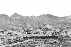 About 1908, Beatty Nevada