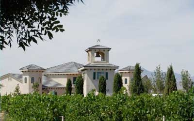 Sanders Family Winery, Pahrump Nevada