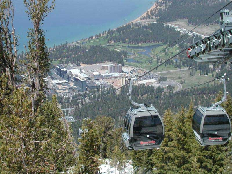 Heavenly Valley Ski Resort – South Lake Tahoe