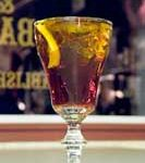 Picon Punch at the Martin Hotel, Winnemucca Nevada