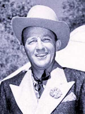 Bing Crosby, honorary mayor of Elko Nevada