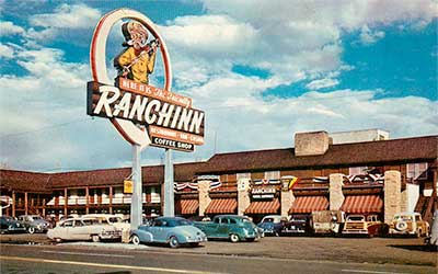 Ranchinn Motel, Elko Nevada
