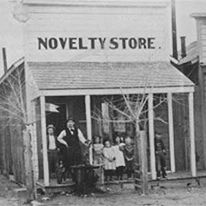 The Woodliff Store at the Churchill County Museum, Fallon Nevada