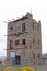 Stokes Castle, Austin Nevada