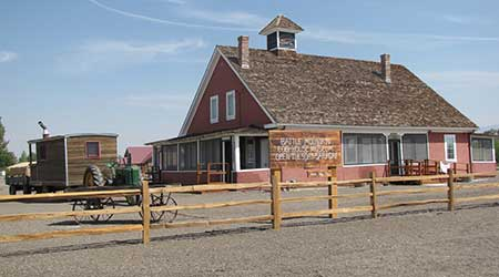 Cookhouse Museum, Battle Mountain Nevada