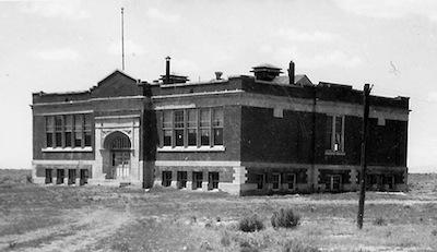 Lincoln High School, Metropolis Nevada
