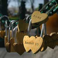 Lovers' locks, Lovelock Nevada