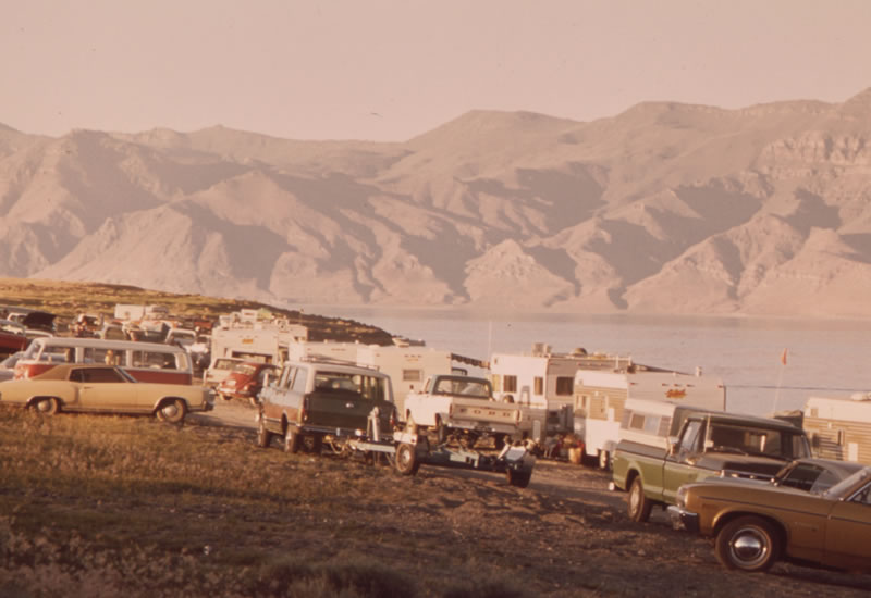Pyramid Lake Marina and RV Park