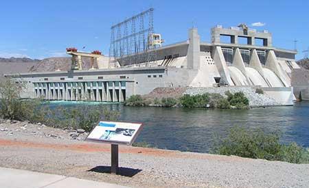 Davis Dam, Colorado River