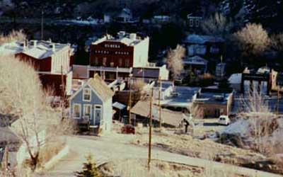 The Doll House, Eureka Nevada