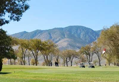 Walker Lake Country Club, Hawthorne Nevada