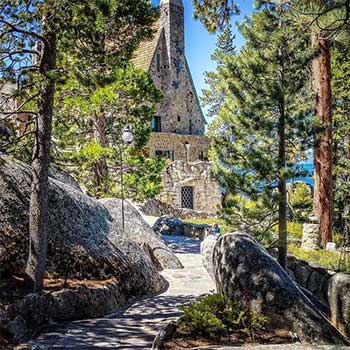 Thunderbird Lodge, Lake Tahoe Nevada