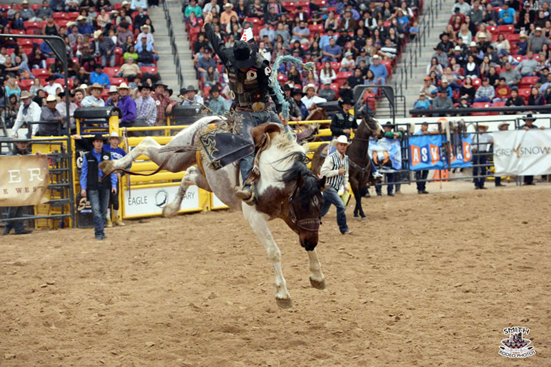 Annual Indian National Finals Rodeo Las Vegas The