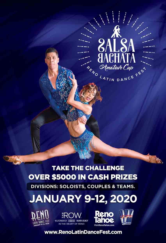 Reno Events Calendar 2022.The Reno Latin Dance Fest Postponed To 2022 The Nevada Travel Network