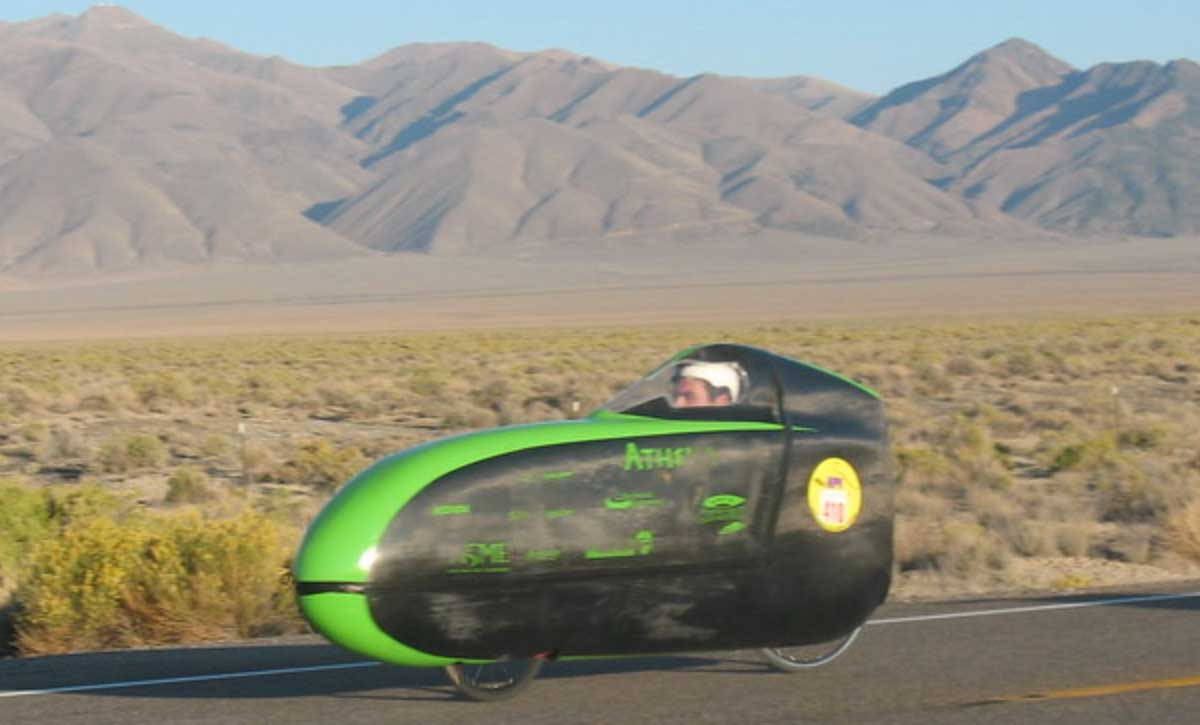IHPV Speed Challenge, Battle Mountain