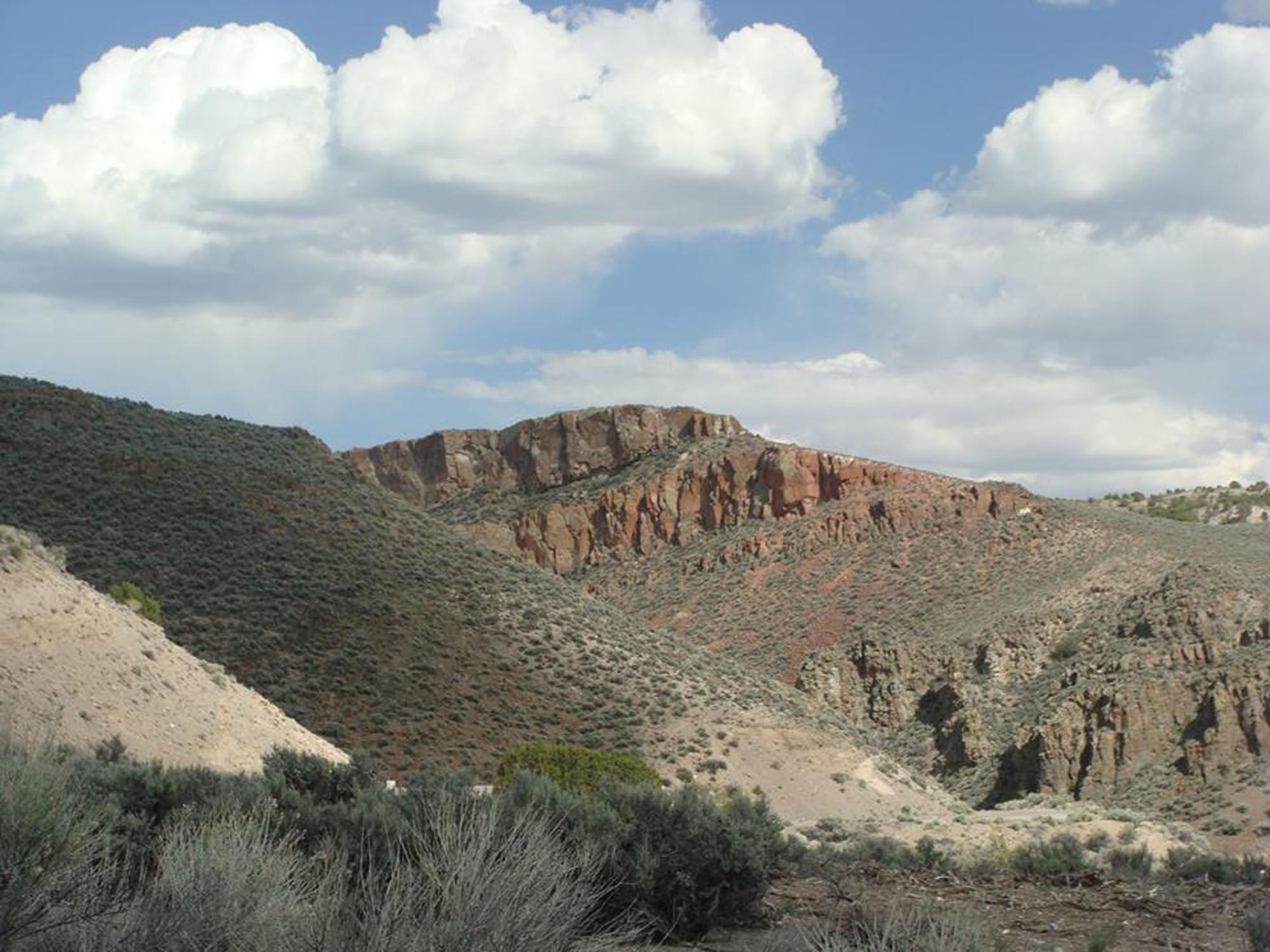 Echo Canyon State Park