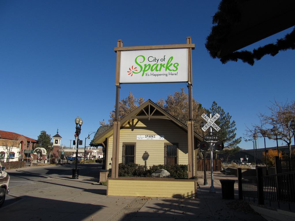 Sparks' Victorian Square