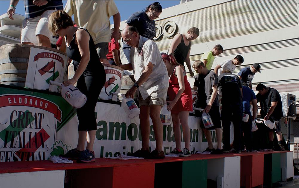 Eldorado's Annual Great Italian Festival