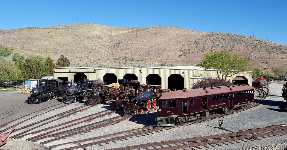 Nevada State Railroad Museum<span class=gs></span>