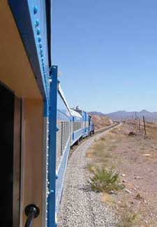 Nevada Southern Railway, Boulder City