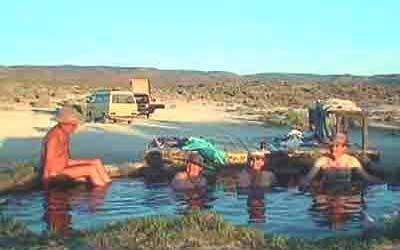 Spencer's Hot Springs