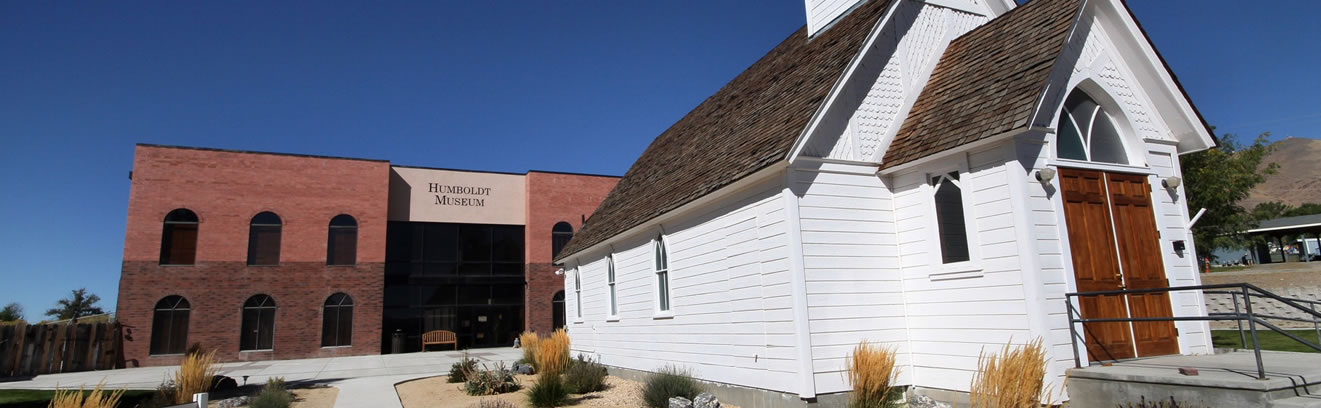 Humboldt County Visitors Center – Winnemucca