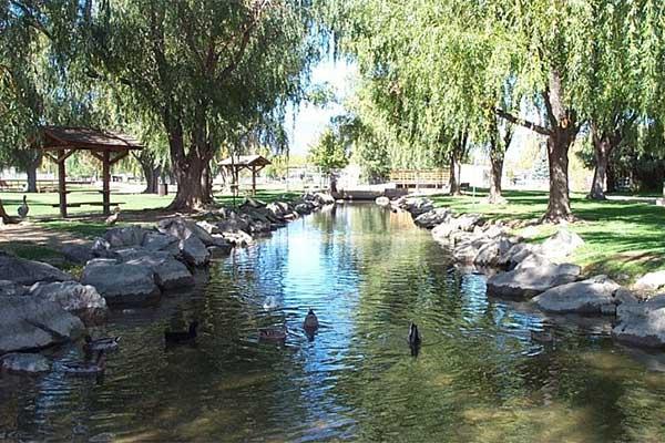 Lampe Park