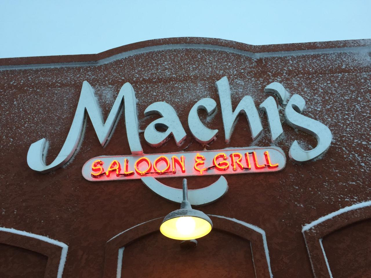 Machi's Saloon and Grill