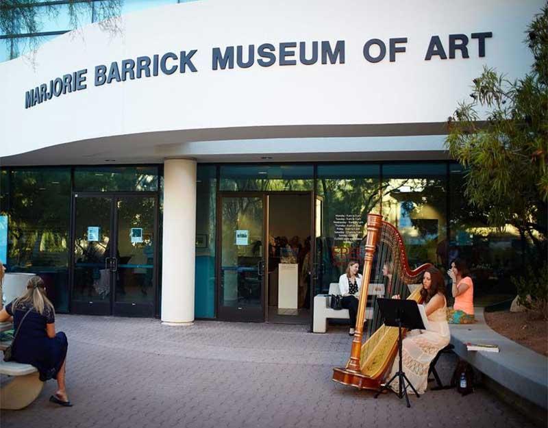 UNLV Marjorie Barrick Museum