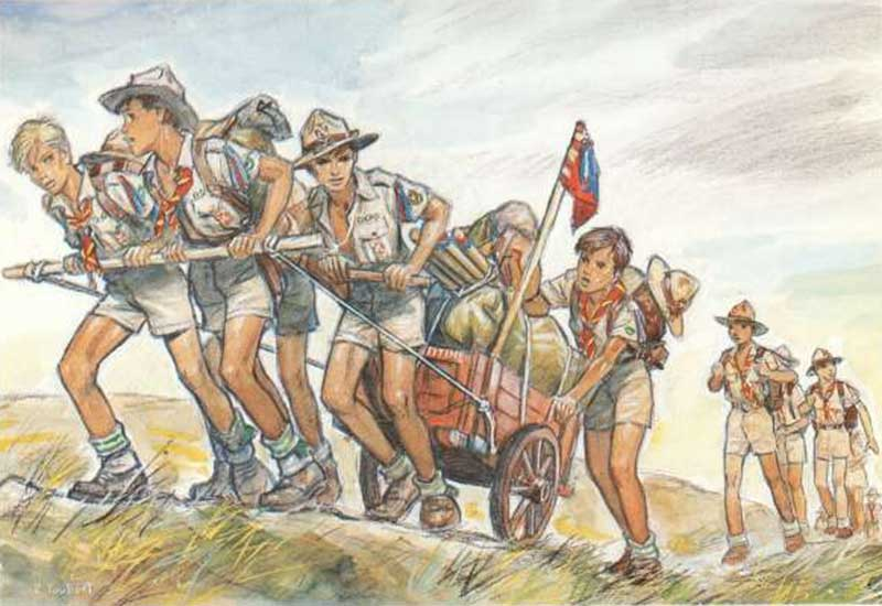 Las Vegas International Scouting Museum