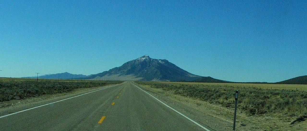 Travel Nevada on US 6