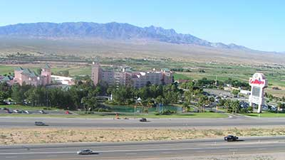 Casablanca at Mesquite Nevada