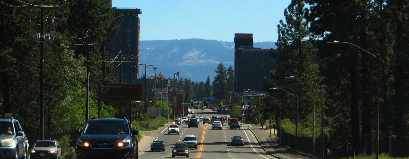 Travel To Stateline Nevada At Lake Tahoe The Nevada